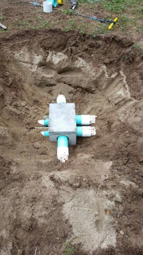 Septic System D-Box