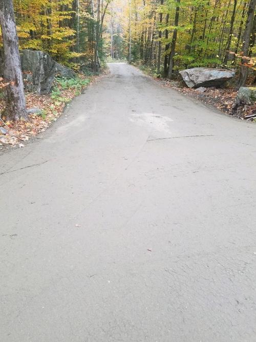 Driveway, Dalton, NH