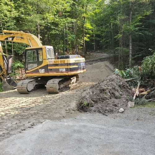 Excavation Littleton, NH