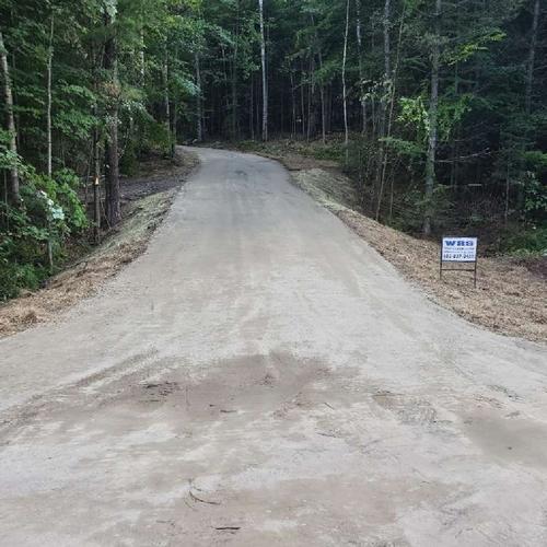 Driveway in Littleton, NH