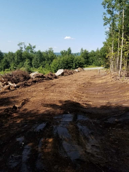 Constructing a Driveway in Franconia, NH