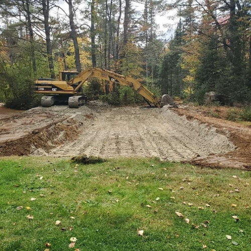 Installing a septic systems Bethlehem NH